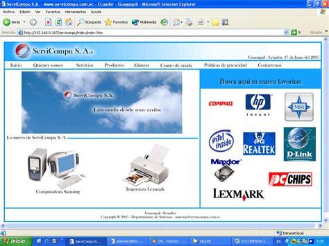 imagenes de una web 2do parcial ensayo de apoyos tecnologicos ll ensayos 1
