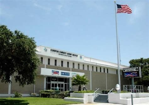 the united states army corpus christi army depot