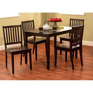 shaker espresso 6 dining table set with bench 44 best dining room furniture images on dining