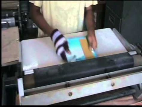 Mesin Percetakan mesin finishing percetakan mesin hardcover