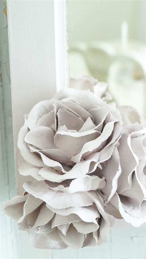 how to paint a porcelain porcelain roses from chalk paint white lace cottage