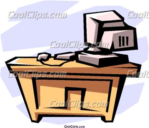Computer Desk Clipart Computer Desk Clip Clipart Panda Free Clipart Images