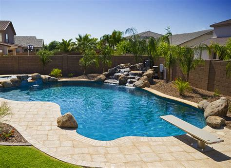 Backyard Pool Landscaping Pictures Pool Design Ideas Backyard Pool Images