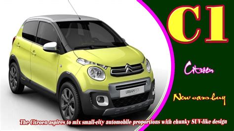 Citroen C1 2020 by Citroen C1 2020 Car Specs 2019
