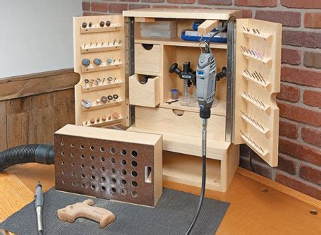 Garage Pegboard Organization - crafters choice wood carving tool box plans