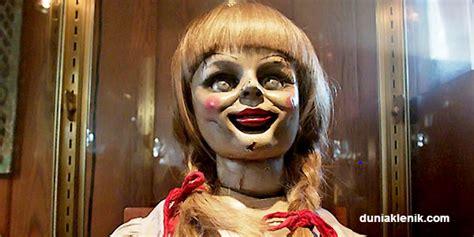 film kisah nyata annabelle seram kisah nyata boneka setan annabelle dalam the