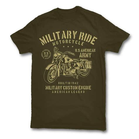 design a military shirt military ride t shirt design buy t shirt designs