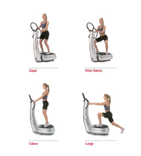 Power Plate Your Way To An A List by Power Plate Workouts For Weight Loss Sport Fatare