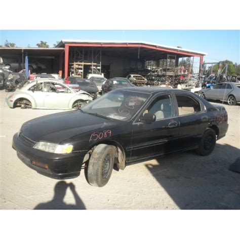 1995 Honda Accord Interior Parts by Used 1995 Honda Accord Ex Parts Car Black With