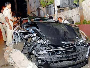 mumbai car crash mumbai aston martin crash no compensation from reliance