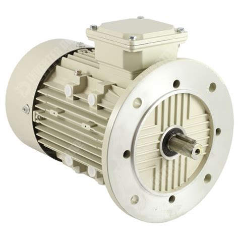 the induction electric motor teco ie2 1 1kw 1 5hp 2 pole ac induction motor 230v or 400v b5 flange mount 80 frame ac