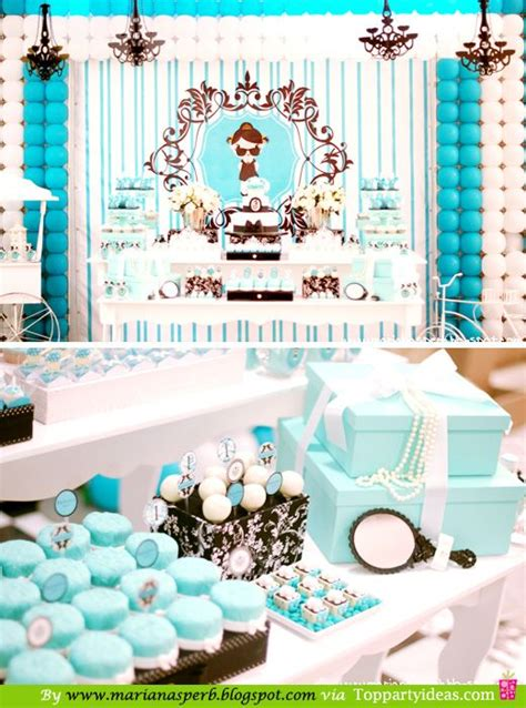 tiffany themed events 17 best images about breakfast at tiffany s theme party on