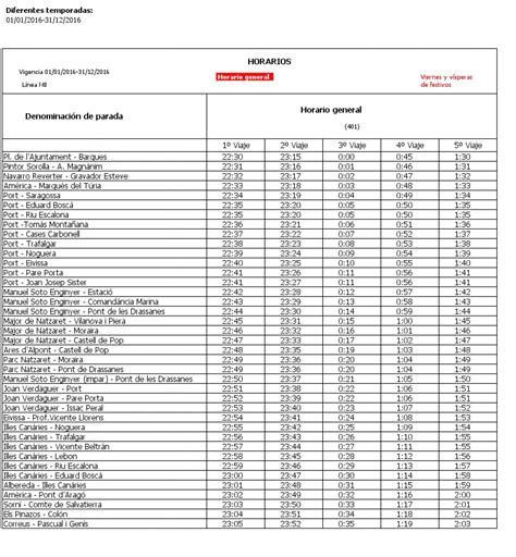 linea 72 autobus urbani di valencia emt linea n08 autobus urbani di valencia emt
