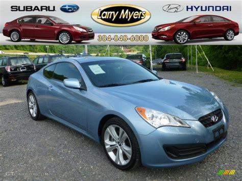 2012 Hyundai Genesis Coupe 2 0t by 2012 Acqua Minerale Blue Hyundai Genesis Coupe 2 0t