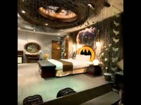 Batman Room Decor Batman Bedroom Design Decorating Ideas