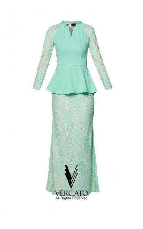 Jahit Renda Baju Kurung 1000 images about baju kurung kebaya baju melayu on fashion and blouses
