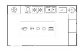 template for kitchen design 28 kitchen design plans template ezblueprint