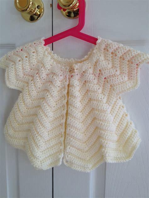 agnes gurumi emmy s baby cardigan free pattern