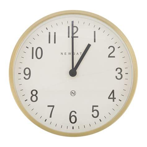 clock buy buy newgate clocks master edwards wall clock radial