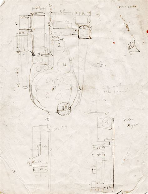 Ghostbusters Proton Pack Plans by 1984 Proton Packs Plans