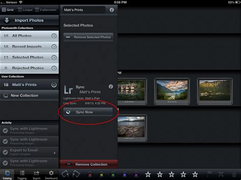 lightroom tutorial app the photosmith app for lightroom and the ipad lightroom
