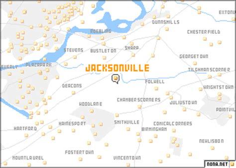 usa map jacksonville jacksonville united states usa map nona net