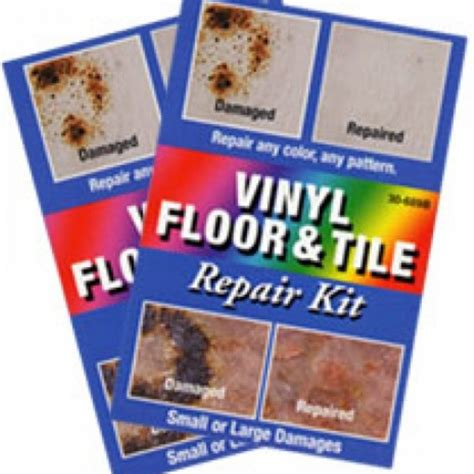 Vinyl Floor Repair Vinyl Floor And Tile Repair Kit As Seen On Tv Gifts