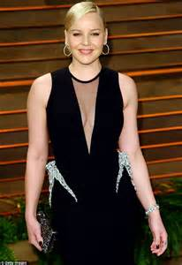 'I did my own hair and makeup' Abbie Cornish ditches her stylists and stuns in quirky Australian