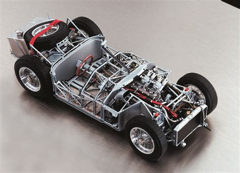 Maserati Tipo 61 Birdcage by Maserati Tipo 61 Quot The Birdcage Quot By Cmc Classic Model Cars