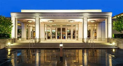 presidential libraries and museums books richard nixon presidential library and museum yorba