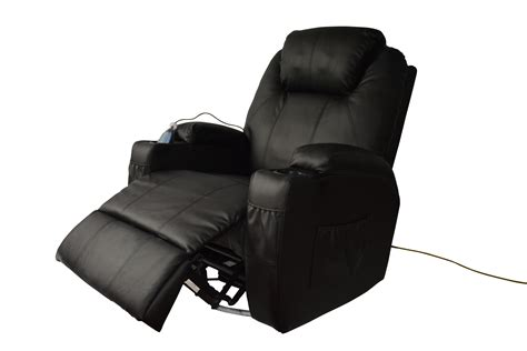 electric recliner chair broken used electric sofa chair recliner vibration heat w 0126201704 ebay