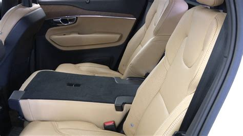 volvo xc60 seats fold flat folding and unfolding seats volvo xc90