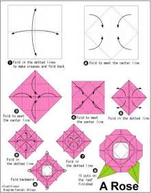 Do Origami - how to do origami flower step by step easy 193 best