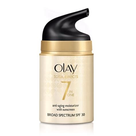 Olay Spf 30 moc olay total effects 7 in one anti aging moisturizer