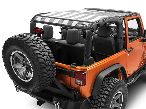 tactical jeep 2 door j tops usa wrangler safari mesh top tactical american