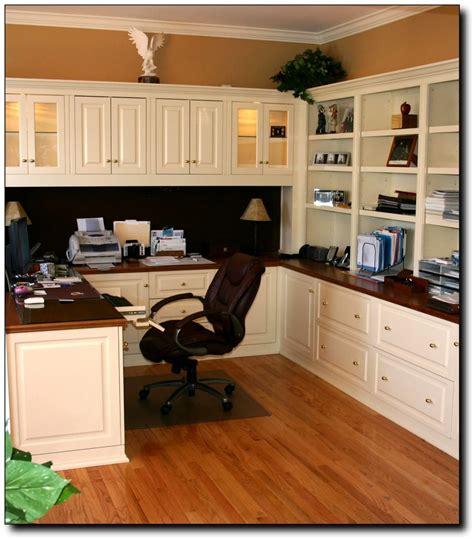 U Shaped Office Desk With Hutch Home Design U Shaped Home Office Desk