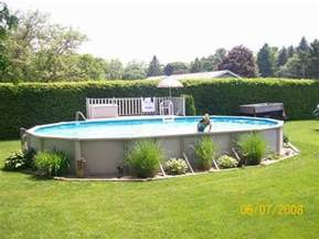 best 20 above ground pool landscaping ideas on pinterest swimming pool decks above ground
