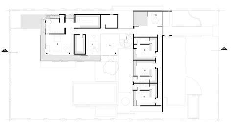 houghton floor plan saota houghton mz residence