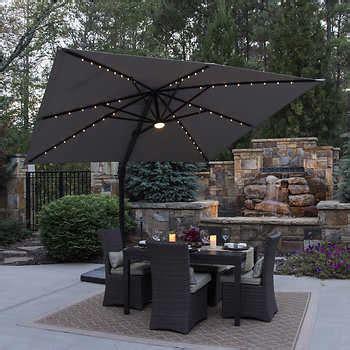 Outdoor Patio Umbrellas   Costco