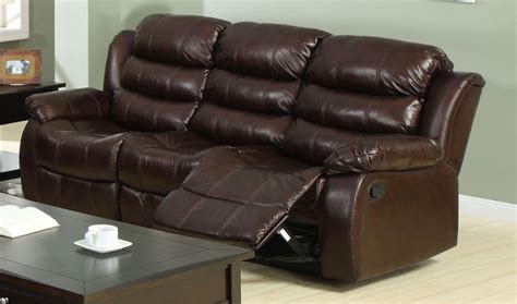 Rustic Reclining Sofa Berkshire Rustic Brown Reclining Sofa From Furniture Of America Cm6551 S Coleman Furniture