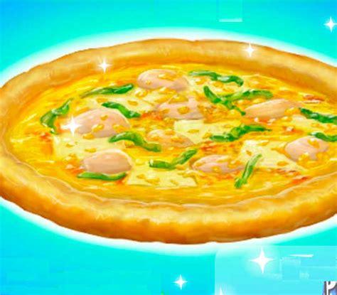 juego para cocinar pizza de frutas juegos juego de cocinar pizza de mariscos juegos