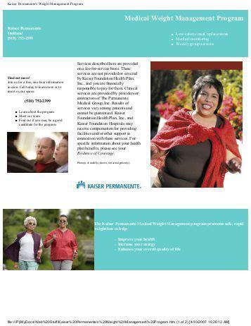 weight management kaiser nutrilite weight management program plans at a amway