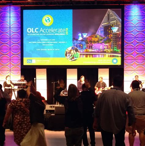 olc accelerate 2017 technology test kitchen olc olc accelerate 2017 post conference highlights