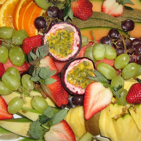 My Baby Set Fresh Fruity seasonal fruit platter devour it catering