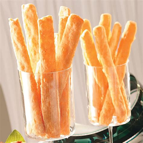 Cheese Straws Two Ways Beginner And Expert by Easy Cheese Straws Recipe Taste Of Home