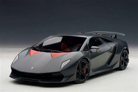 Price Of Lamborghini Sesto Elemento In India Autoart Lamborghini Sesto Elemento Carbon Grey 74671