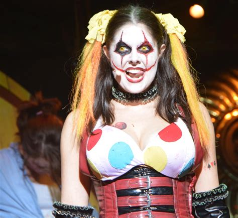 The Harlequin horror nights chance the harlequin of horror