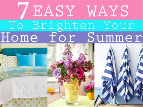 7 Ways To Brighten Your House With Lighting by 7 Easy Ways To Brighten Up Your Home For Summer