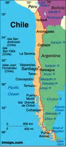 chile south america map gearhartlatinamerica chile geography