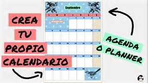 Calendarios Personalizados Para Imprimir C 243 Mo Hacer Un Calendario Para Imprimir Planificador